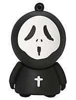 Halloween Silicone Little Death High Speed Shockproof 8GB USB 2.0 Flash Drive U Disk Memory Disk