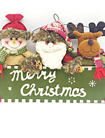 1pc Christmas Decorations Christmas Ornaments Holiday Decorations,38X26CM