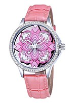 Women's Fashion Watch Wrist watch Casual Watch Quartz PU Band