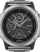 Garmin FENIX 3 Sapphire Titanium Sport GPS Watch 100m Waterproof