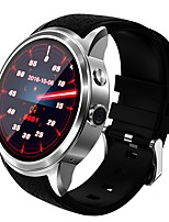 jsbp donna x200 android smartwatch / wifi posizionamento / fotocamera / 3g / frequenza cardiaca / gps / app download