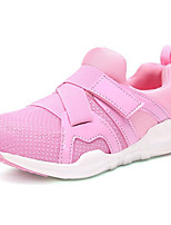 Girls' Shoes Breathable Mesh Fall Winter Comfort Sneakers For Casual Blushing Pink Black