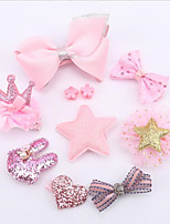 Wedding Birthday Party Party Accessories-More Accessories Flowers Gifts Bowknot Sequin Lace Lace Cotton Cloth Butterly Theme Fairytale