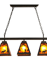 Chic & Modern Retro Indoors Hallway Shops/Cafes AC 110-120 AC 220-240 Bulb Included