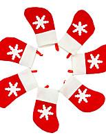 Thème classique Vacances Anniversaire Non-Tissé Décoration de Noël