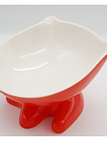 Cat Dog Bowls & Water Bottles Pet Bowls & Feeding Blushing Pink Blue Green Red Yellow