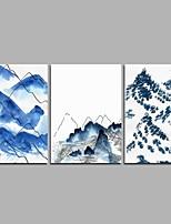 Mountain 3-Piece Modern Artwork Wall Art for Room Decoration 20x28inchx3