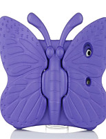 cheap -Case For Apple iPad mini 4 iPad (2017) Child Safe Back Cover Solid Color Butterfly Hard EVA for iPad (2017) iPad Pro 9.7'' iPad Air 2