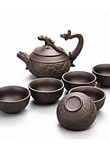Colador de chá de cerâmica de 260 ml, fabricante