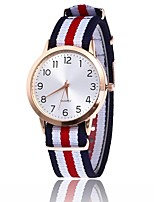 Women's Fashion Watch Casual Watch Chinese Quartz Nylon Band