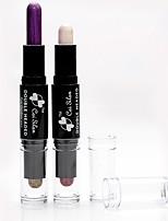 12 Paleta de Sombras Brilho Mineral Paleta da sombra Maquiagem para o Dia A Dia Maquiagem para Dias das Bruxas Maquiagem de Festa