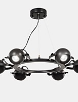 Rustic/Lodge Modern/Contemporary Traditional/Classic Country Pendant Light For Living Room Bedroom Study Room/Office AC 220-240 AC 110-120
