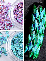 12 Color Colorful Sequins Diamond Laser Phototherapy Suit Hollow Symphony