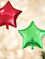 10pcs - 10inch Star Shaped Balloons Beter Gifts® DIY Party Decoration