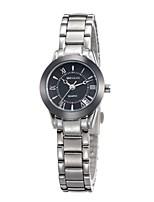 Mulheres Relógio de Moda Relógio Casual Quartzo Lega Banda