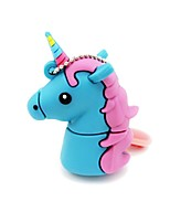 32Gb USB 2.0 Cartoon Unicorn Horse Usb Flash Drive Disk Cute Memory Stick Pen Drive Gift Pen Drive