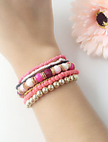 Women's Chain Bracelet Jewelry Bohemian Hip-Hop Rock Alloy Jewelry Jewelry For Wedding Party