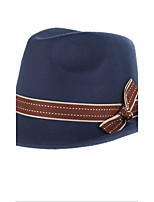 Women's Polyester Fedora Hat,Classic Casual/Daily Hats Print All Seasons Floral