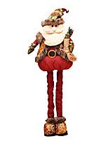 1pç Natal Enfeites de NatalForDecorações de férias 85cm