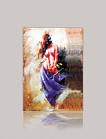 Canvas Print Abstract,One Panel Canvas Vertical Print Wall Decor For Home Decoration