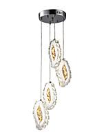 LED Изысканный и современный Люстры и лампы Назначение В помещении Спальня Столовая AC 220-240 AC 110-120V Лампочки включены
