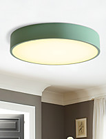 Flush Mount For Bedroom Dining Room Study Room/Office 220VV Bulb Included