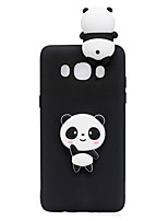 Case For Samsung Galaxy J5 (2017) J3 (2017) Pattern DIY Back Cover 3D Cartoon Panda Soft TPU for J7 (2016) J7 (2017) J5 (2016) J5 (2017)