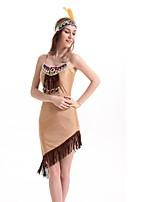 Conte de Fée Cosyumes Romains Primitif Une Pièce Robes Costumes de Cosplay Bal Masqué Féminin Noël Halloween Carnaval Fête d'Octobre Fête