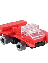 Building Blocks Race Car Toys Car Vehicles Non Toxic Classic New Design Kids Adults' 17 Pieces