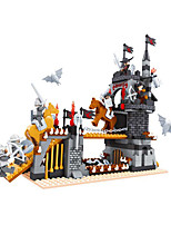 Building Blocks Toys Castle Castle Classic Kids Boys 459 Pieces