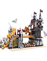 Building Blocks Toys Castle Castle Classic Boys 459 Pieces