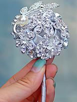 Bouquet sposa Fiore all'occhiello Matrimonio 6 cm ca.