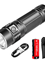 KLARUS G20 LED Flashlights / Torch Handheld Flashlights/Torch LED 3000 lm Manual Mode CREE XHP70 N4 Professional Waterproof Lightweight