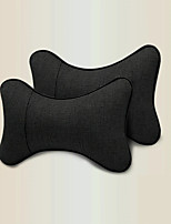 Automotive Headrests For universal All years All Models Car Headrests Linen