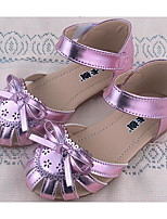 Girls' Shoes PU Spring Fall Comfort Sandals For Casual Blushing Pink Purple Gold