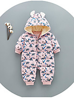 Baby Animal One-Pieces,100%Cotton Fall Winter
