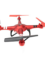 RC Drone Q222 4 canaux 6 Axes 2.4G Quadri rotor RC Eclairage LED Mode Sans Tête Vol Rotatif De 360 Degrés Quadri rotor RC Télécommande