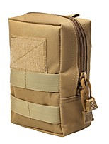 2 L Waist Bag/Waistpack Hunting Fishing Running Wearable Cloth Nylon