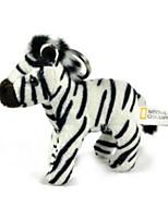 Key Chain Toys Zebra Kid Adults' Pieces