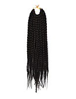 Dread Locks Hair Braid Afro Plaited Havana Twist Synthetic Hair Medium Brown 14
