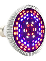 12W E27 LED Grow Lights PAR30 78 SMD 5730 1050-1150 lm Purple - K Decorative AC85-265 V 1 pcs