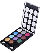 12 Eyeshadow Palette Shimmer Mineral Eyeshadow palette Daily Makeup Halloween Makeup Party Makeup Fairy Makeup Cateye Makeup Smokey Makeup