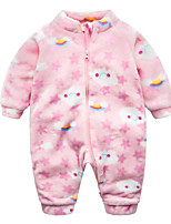 Baby Spot One-Pieces,100%Cotton Fall Winter