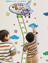 Loisir Stickers muraux Autocollants avion Autocollants de Mesure Matériel Décoration d'intérieur Calque Mural