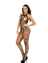 Women's Ultra Sexy Nightwear,Sexy Animal Print-Thin Nylon