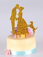 Акрил Свадебные украшения-Для вечеринок День рождения