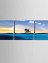 Three Panels Canvas Square Print Wall Decor For Home Decoration
