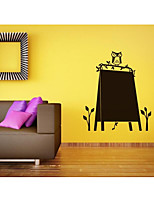 Animals Wall Stickers Plane Wall Stickers Keylock,Plastic Material Home Decoration Wall Decal