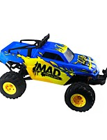 RC Car JJRC Q40 2.4G Truck Monster Truck Bigfoot Off Road Car High Speed 4WD Drift Car Buggy 1:12 40 KM/H Remote Control Rechargeable
