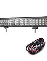 189w 18900lm 6000k 3-rangées led travail lumière cool blanc combo offroad conduite lumière pour voiture / bateau / phare ip68 9-32 v 2 m